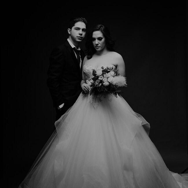 Wedding Portrait in Greece by kirill Samarits Studio Wedding Photographer