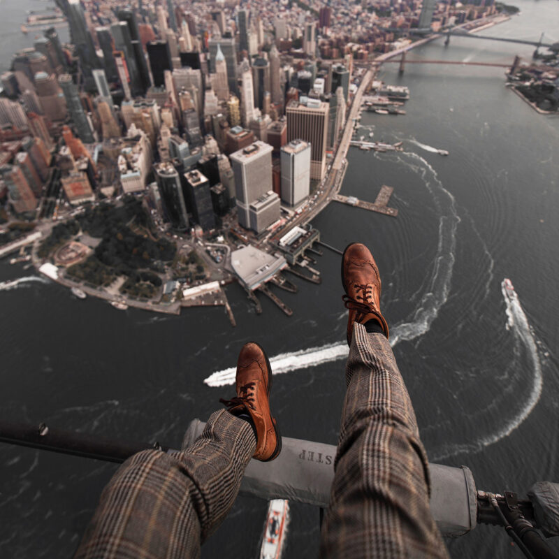 New York City by Kirill Samarits